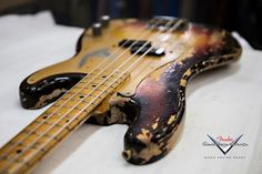 Fender Custom Shop P Bass