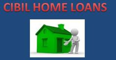 Home Loans for Low CIBIL @ www.ezeeloans.com