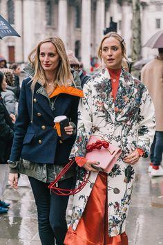 Dos formas muy distintas de entender la moda