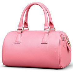 Jiame Luxury Women's New Fashion Soft Top-handle Tote Shoulder Bag Cross Body Purse Vintage Handbag Casual Simple Style (Pink) JIAME http://www.amazon.com/dp/B01CEBLGUU/ref=cm_sw_r_pi_dp_RwC9wb0CB1188