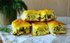 Cherdele dobrogene reteta traditionala 3 Crescent Rolls, Spanakopita, Tart, Sandwiches, Pizza, Cheese, Cookies, Breakfast, Ethnic Recipes