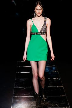 Fausto Puglisi Fall 2015 Ready-to-Wear Fashion Show