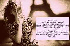 Biagio Antonacci Dolore e Forza testo #musicaitaliana #frasi #amore #ispirazioni #quotes #canzoni #BiagioAntonacci_doloreeforza