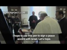 """http://pinterest.com/pin/7248049373489453/ http://pinterest.com/pin/7248049373489422/ POPE PRESENTS PEN for SIGNING PALESTINIAN - ISRAELI PEACE ACCORD??? - """"Michelle Hopkins? Whore of Babylon. E.T. says: (Okay, you freak! By no stretch of the imagination are you a minster. Examples: 1. Dr. Bill H Welds, lie. 2. U.S. Senator Sheldon R. Songstad, lie, doesn't exist. You're blaspheming ways are going to get you in a world of trouble. Mark my words. Isn't that a daisy? =/)"""""""