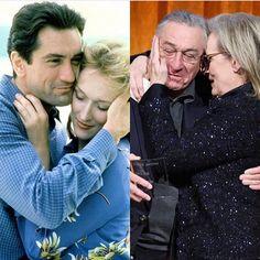 Meryl Streep & Robert De Niro - 1984 ~ 2018