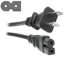 HQRP AC Power Cord for PHILIPS 42PFL3704DF7 42PFL3704D 42PFL5403D 42PFL5603D 42PFL7403D 46MF401BF7 LED LCD HDTV Smart TV Mains Cable  HQRP Coaster -- Check out the image by visiting the link.