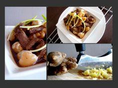 Wok de bœuf aux litchis #recette #wok #facile