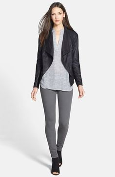 Vince 'Riley' Denim Leggings | Nordstrom