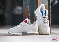 c0962c11ff688 Reebok X Kendrick Lamar Classic Leather SP (Skull Grey   Royal   Red    White)