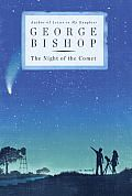 """The Night of the Comet by George Bishop: Chapter One Summer 1973 Tterrebonne, Louisiana """"Well?"""" my mother asked, reaching in to straighten one of the candles. My father touched her arm. """"Shh. Don't rush him. He's thinking."""" The blue and yellow flames danced in the draft of the air conditioner. Crêpe paper streamers..."""