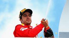 masterful Alonso triumphs at Hockenheim ....