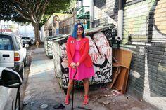 Bio and Press — Alice Bag Alice Bag, Style Challenge, Season 1, Kimono Top, Punk, Gallery, Press Kit, Bags, Women