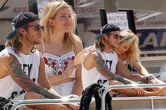 Lovebirds Ellie Goulding and Dougie Poynter are joined at the hip ...