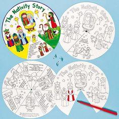 Nativity Story Wheels