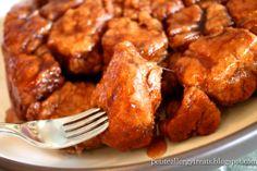Easy Gluten Free Vegan Monkey Bread #dessert #breakfast #recipe
