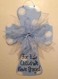 Baby announcement Its a boy door by Furnitureflipalabama on Etsy