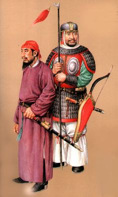 Chinese Heavy Infantry - Song Dynasty