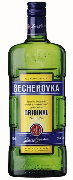 Becherovka, so many good and bad memories :)