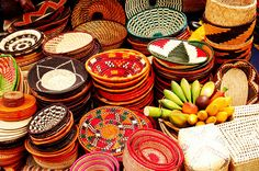 Visit the Masai Market! Get the chance to purchase hand crafted objects fabricated by the Masai themselves. Everything from bottle openers to baskets. From kikoy bags to woven clutch purses, from jewelry to paintings. There is, after all, only so much you can buy.  AKenyan Must  do