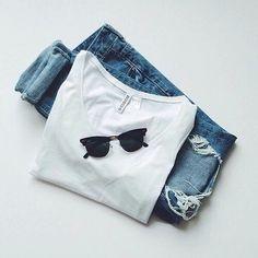 #jeans #marinière #zara