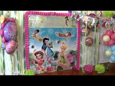 Watch the video for our fave creative Tinker Bell party ideas. Easily make it magical!