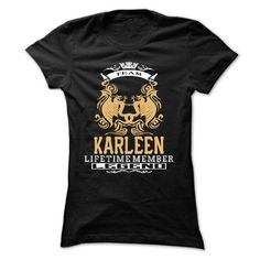 KARLEEN . Team KARLEEN Lifetime member Legend  - T Shir - #long sleeve shirt #full zip hoodie. BUY-TODAY  => https://www.sunfrog.com/LifeStyle/KARLEEN-Team-KARLEEN-Lifetime-member-Legend--T-Shirt-Hoodie-Hoodies-YearName-Birthday-66840510-Ladies.html?id=60505