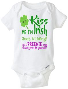 Hey, I found this really awesome Etsy listing at https://www.etsy.com/listing/511545949/kiss-me-im-irish-shirt-or-onesie