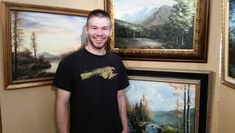 Have you ever wondered what life is like as a professional artist? Listen to this interview by Kevin Hill as he shares tips on painting and details about his painting career. For more information about DVDs, brushes, oil paint and more, go to www.paintwithkevin.com