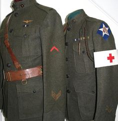 WW1 Marine Corp uniforms. Visit ww.Diamondbackgraphics.etsy.com for military rifle/pistol and 2A decals.