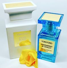My favourite scents by Tom Ford