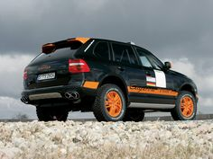 where are the Porsche cayenne expo builds? - Page 29 - Expedition Portal