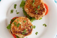 The Protein Chef's Bacon Tuna Melt Patty