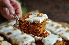 zdrowe ciasto marchewkowe