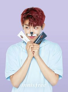 Innisfree - Park Woojin Wanna One