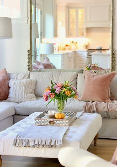 September Favorites & Life Updates Living Area, Living Room, Cabana, Christmas Home, Country Decor, House Tours, Family Room, Sweet Home, September