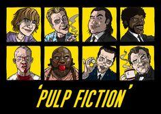 Znalezione obrazy dla zapytania pulp fiction trophy