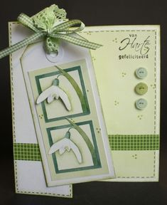 Voordeel-pakket: sneeuwklokjes Marianne Design, Stamping Up, Spring Time, Advent Calendar, Birthday Cards, Daisy, Christmas Cards, Greeting Cards, Paper Crafts