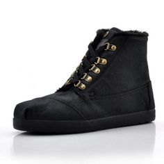 New Style Toms women's boots black