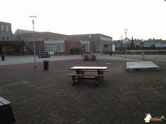 Picknickset DeLuxe Antraciet bij Scholengroep Cambium in Zaltbommel