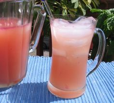 Pink lemonade spritzer. Leave out the alcohol for a prego-friendly drink!