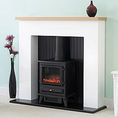 141 Best My Fake Fireplace Images On Pinterest Fake