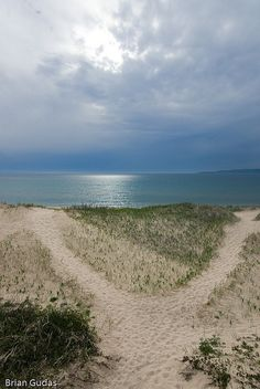 Petoskey State Park - Visit and you may find a Petoskey Stone.