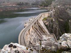 Barrios de Luna Dam, León, Oviedo, Spain