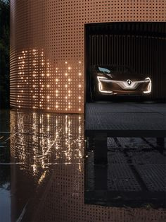 New Futuristic Concept Car U0026 Home By Renault. W2 By Eekra · Room LampPaper  LanternBright LightsPineconeLighting ...