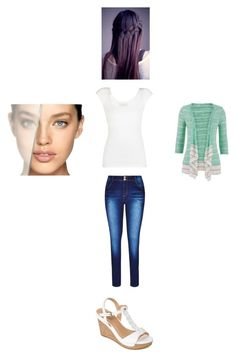 """Terry and Terri Ask You Out"" by maryvarleyrox ❤ liked on Polyvore featuring City Chic, BCBGMAXAZRIA, maurices, Liz Claiborne, Maybelline and plus size clothing"
