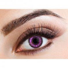 2f0884768d Purple Violet Two Tone Colored Contact Lenses (Monthly) Contact Lenses For  Brown Eyes