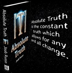 What is #AbsoluteTruth? Personal Questions, Losing Someone, Self Discovery, Hard To Find, Everyone Else, Getting To Know, Trauma, Meant To Be, Stuff To Do