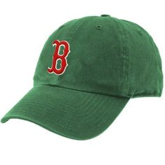 $21.95 '47 Brand Boston Red Sox Kelly Green Clean Up Adjustable Hat