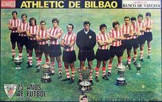 Athletic Club Bilbao, Campeón de la temporada 1972/73