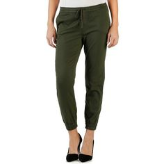 Paige Denim 'Jadyn' Jogger Pants (€200) ❤ liked on Polyvore featuring pants, deep olive, slouch pants, olive jogger pants, green pants, saggy pants and army green pants